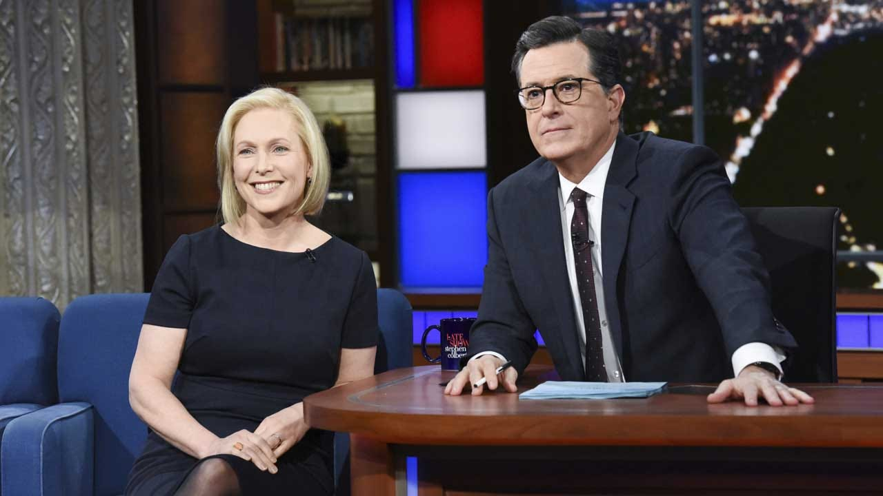 Kirsten Gillibrand Announces 2020 Presidential Bid