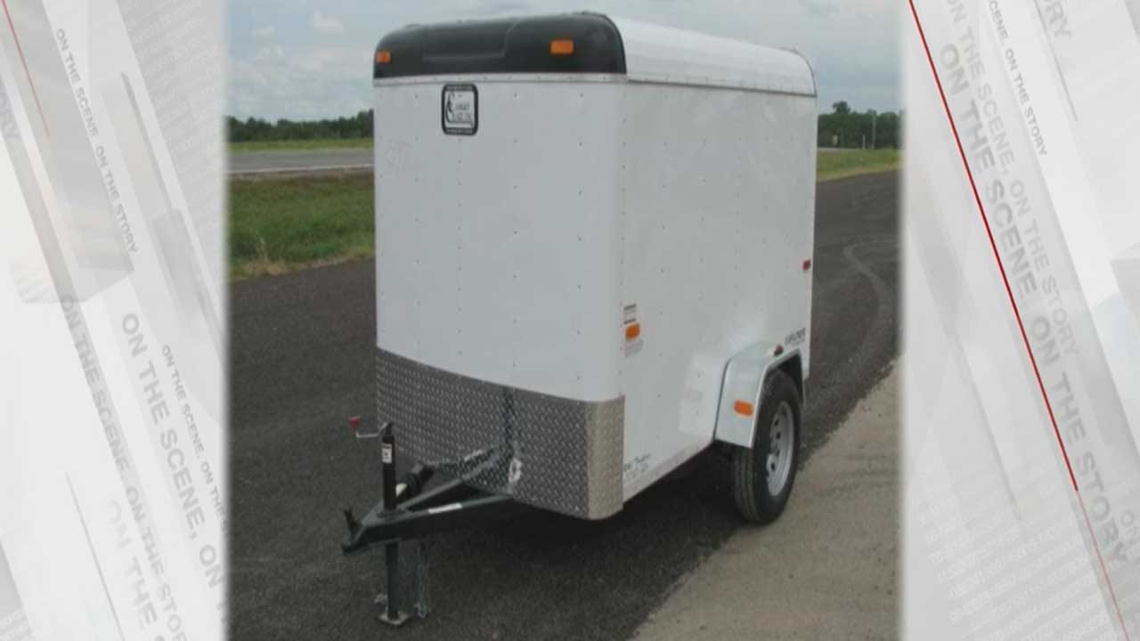 Police Looking For Trailer Stolen From Plaza District's Lyric Theatre