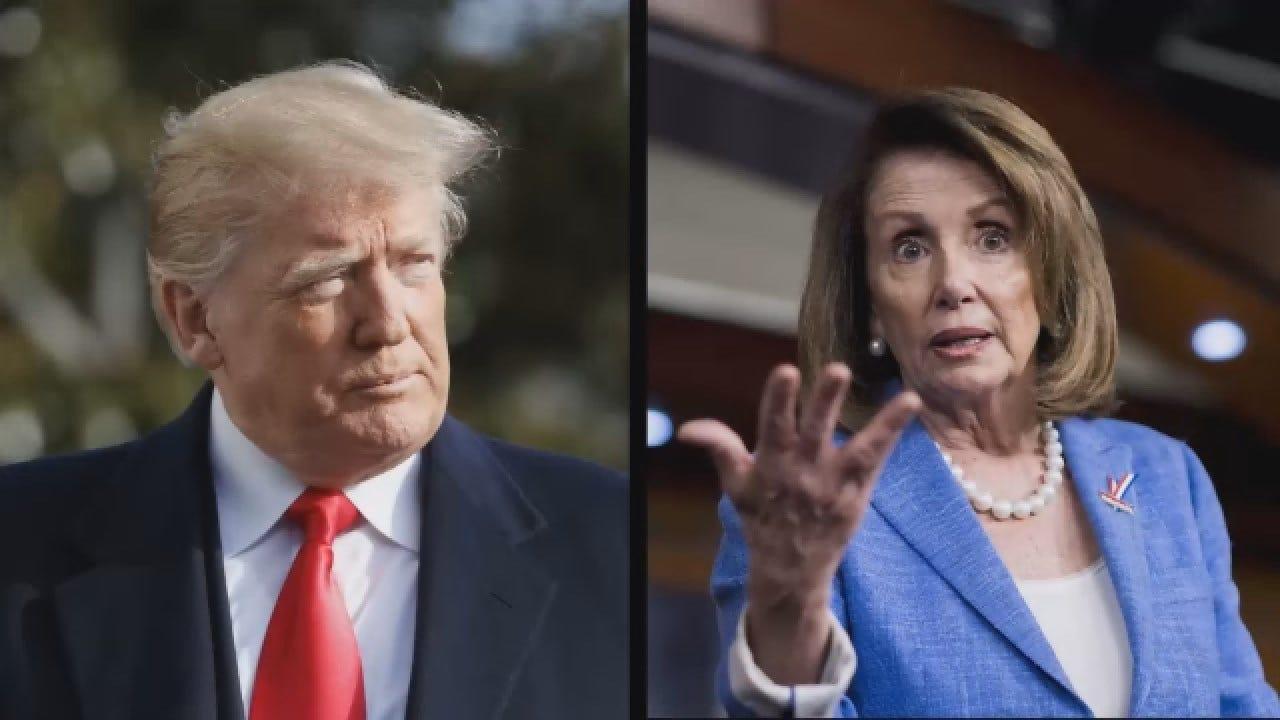 Trump Announces Deal To End Record-Long Shutdown