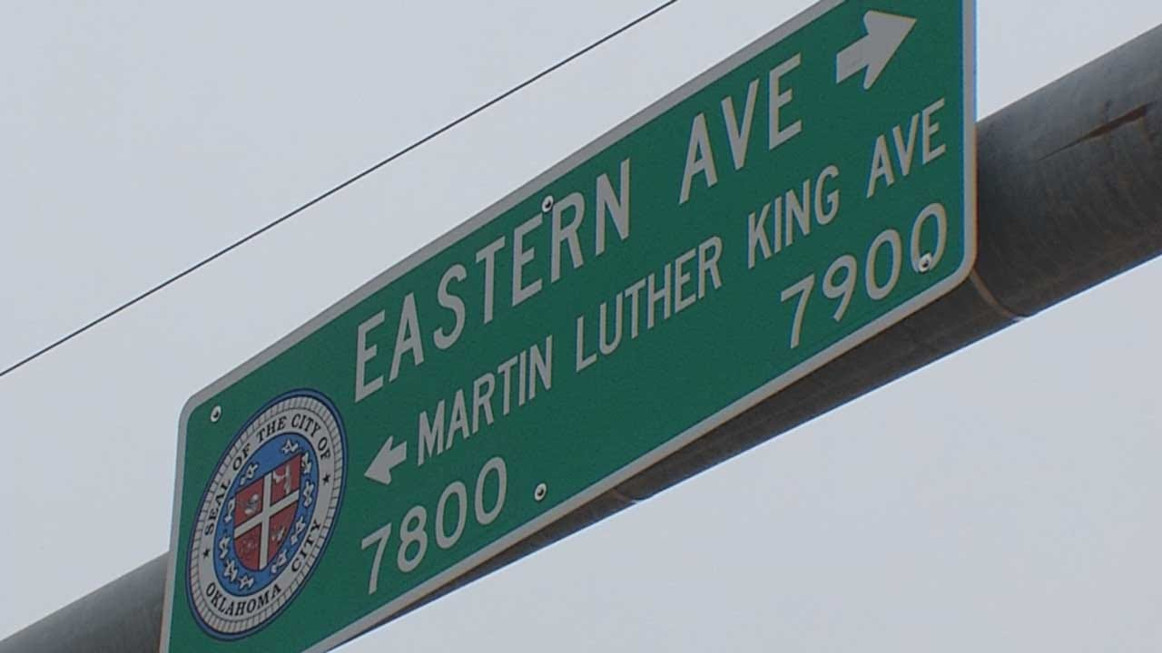 OKC NAACP, Peace House Ask City Council To Rename Eastern Avenue After Martin Luther King Jr.