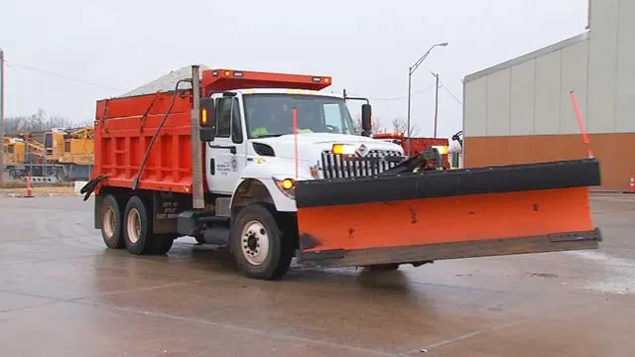 OKC, Other Metro Cities Prepare For Winter Storm