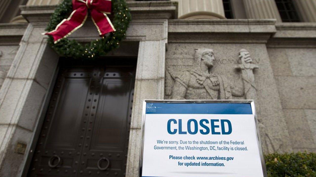 Talks Go Nowhere As Partial Gov't Shutdown Enters 13th Day