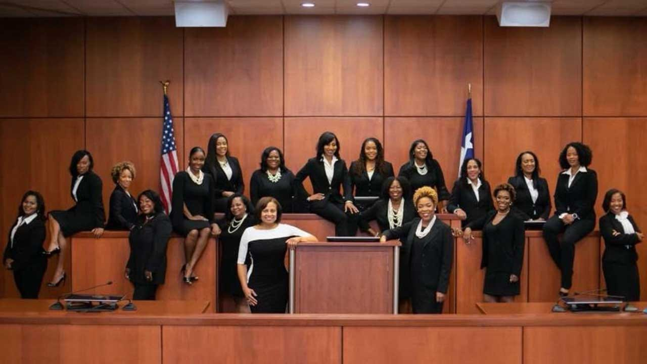 Texas County Swears In 17 Black Female Judges