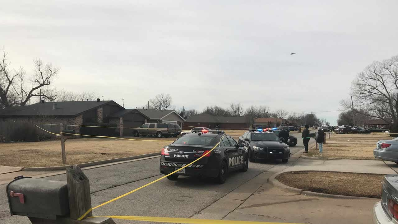 OKC Police Confirm 1 Person Injured In Shooting