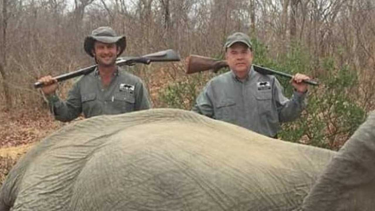 Hunter Threatened Over Photos With Dead Elephant Speaks Out