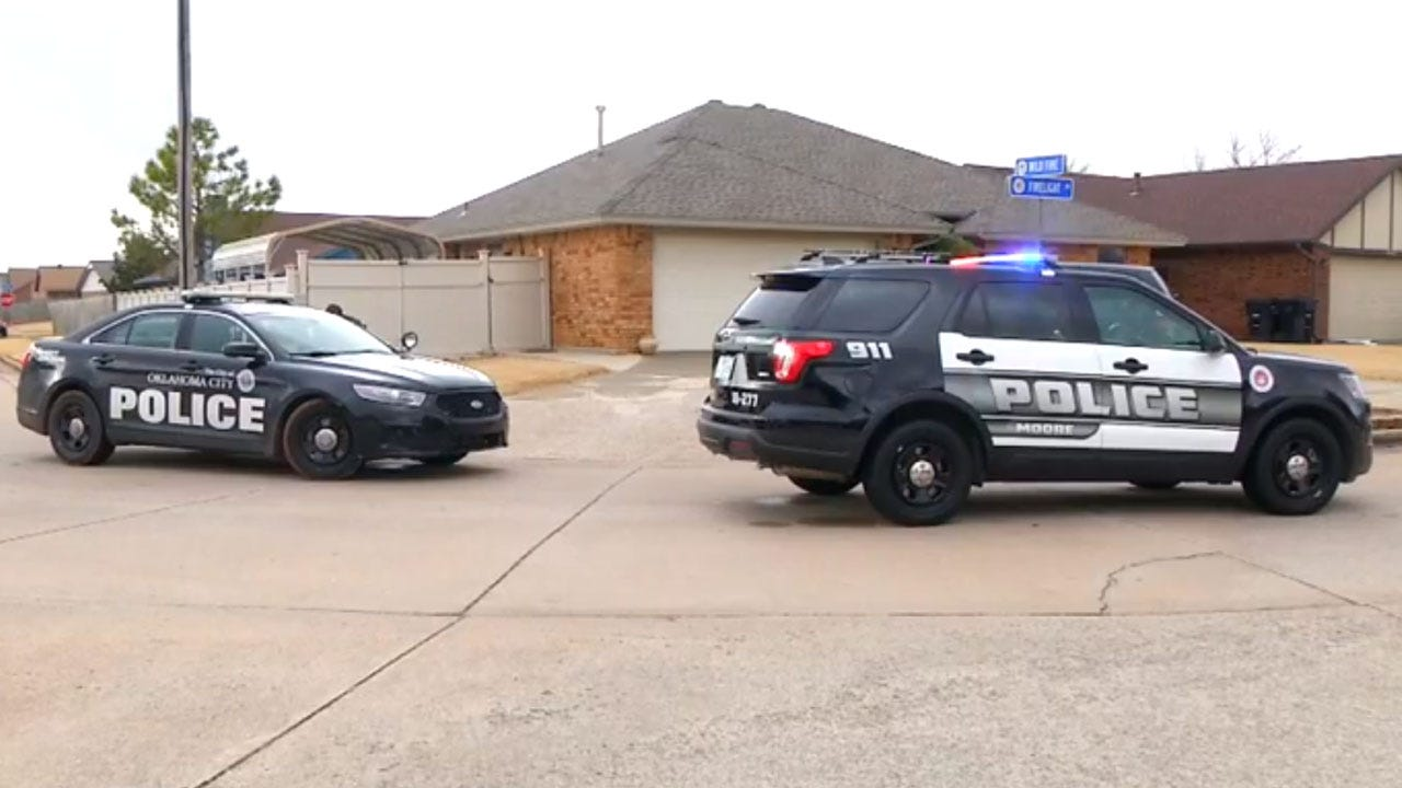 All Home Invasion Suspects Detained After Moore Schools Lockdown Lifted
