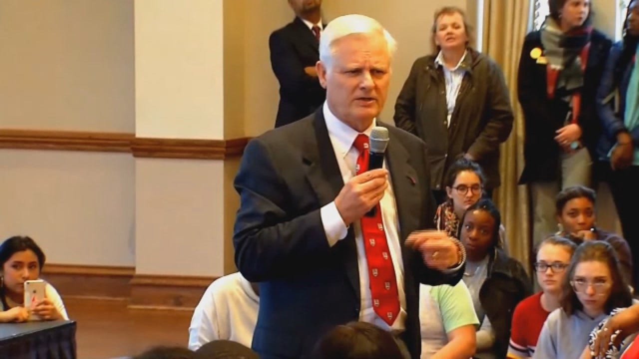 OU President Outlines Steps To Abolish Racist Acts On Campus In Open Letter