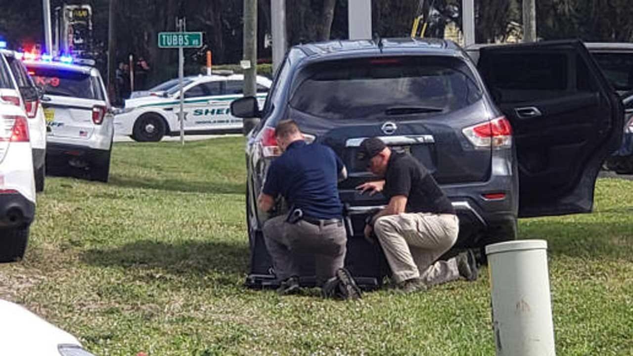 5 People Killed In Florida Bank Shooting, Police Say