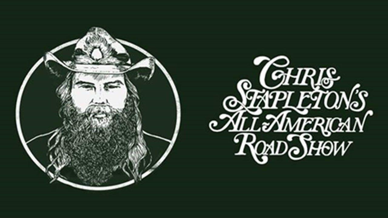Chris Stapleton's 'All-American Road Show' Coming To Chesapeake Energy Arena