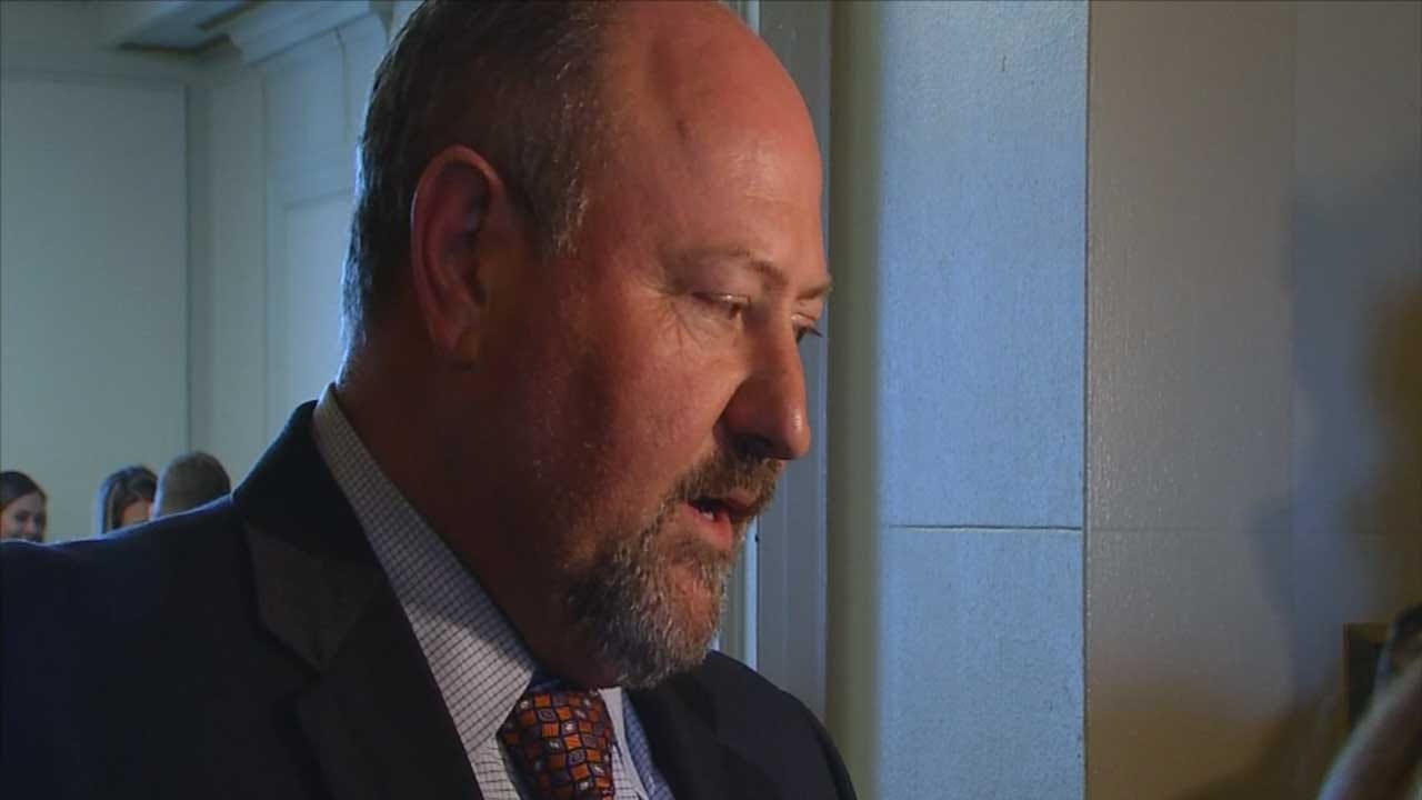 State Lawmaker Accused Of Owing Thousands In Child Support