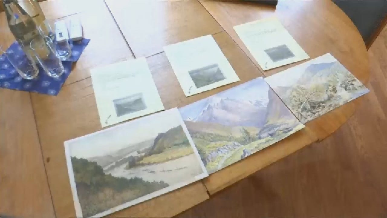 Hitler's 'No Artistic Value' Watercolors To Go On Auction In Berlin