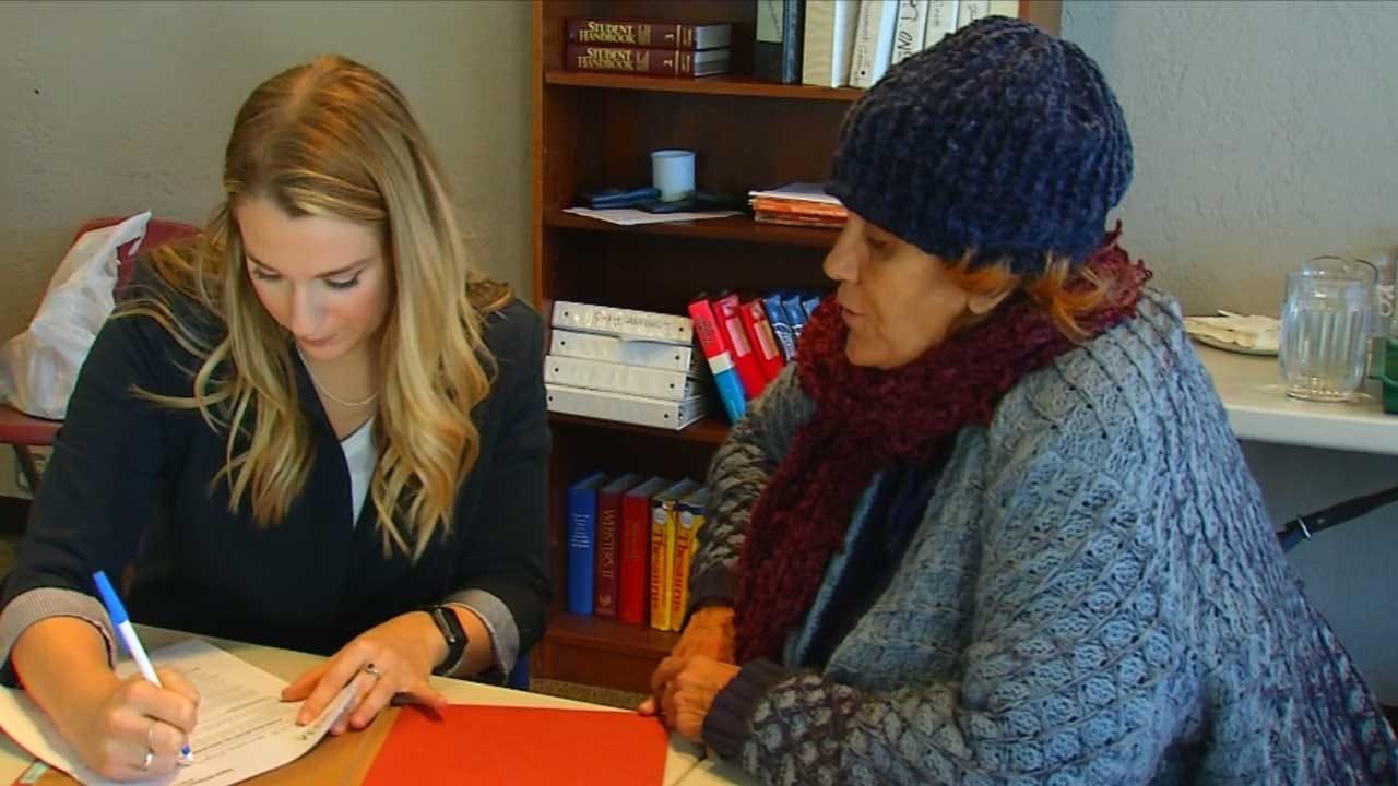 Non-Profit Creates Community Bail Program To Help Oklahoma County Inmates