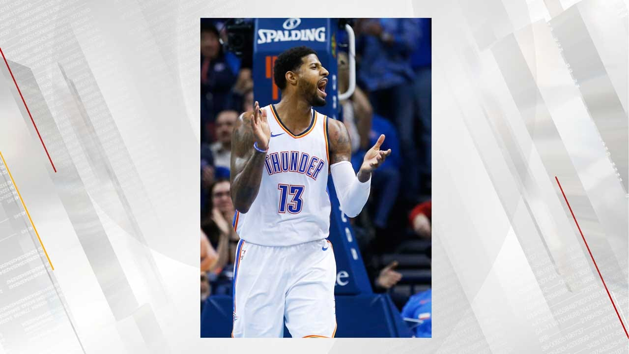 Paul George Selected As Starter For NBA All-Stars Western Conference Team