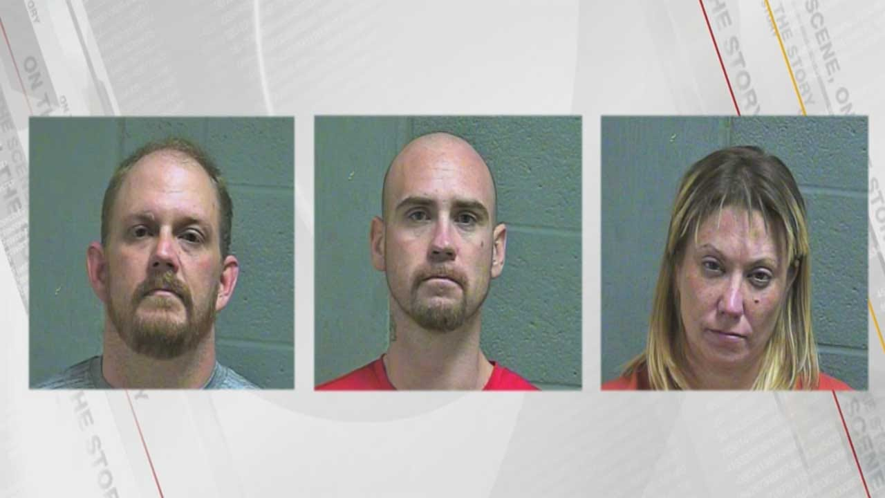 4 Arrested In Connection With OKC Kidnapping, Assault