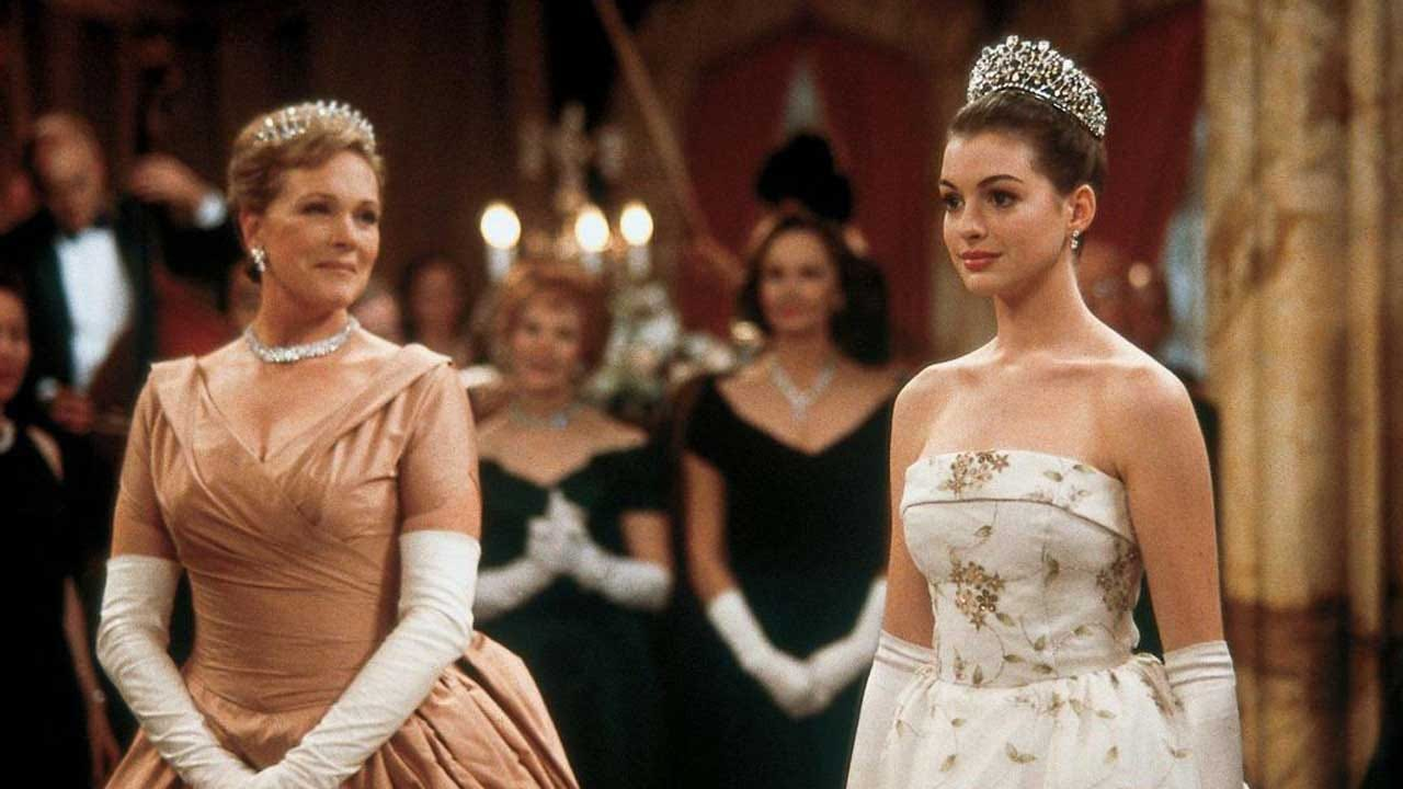 Anne Hathaway Confirms 'Princess Diaries 3' Is In The Works, And Julie Andrews Will Be In It