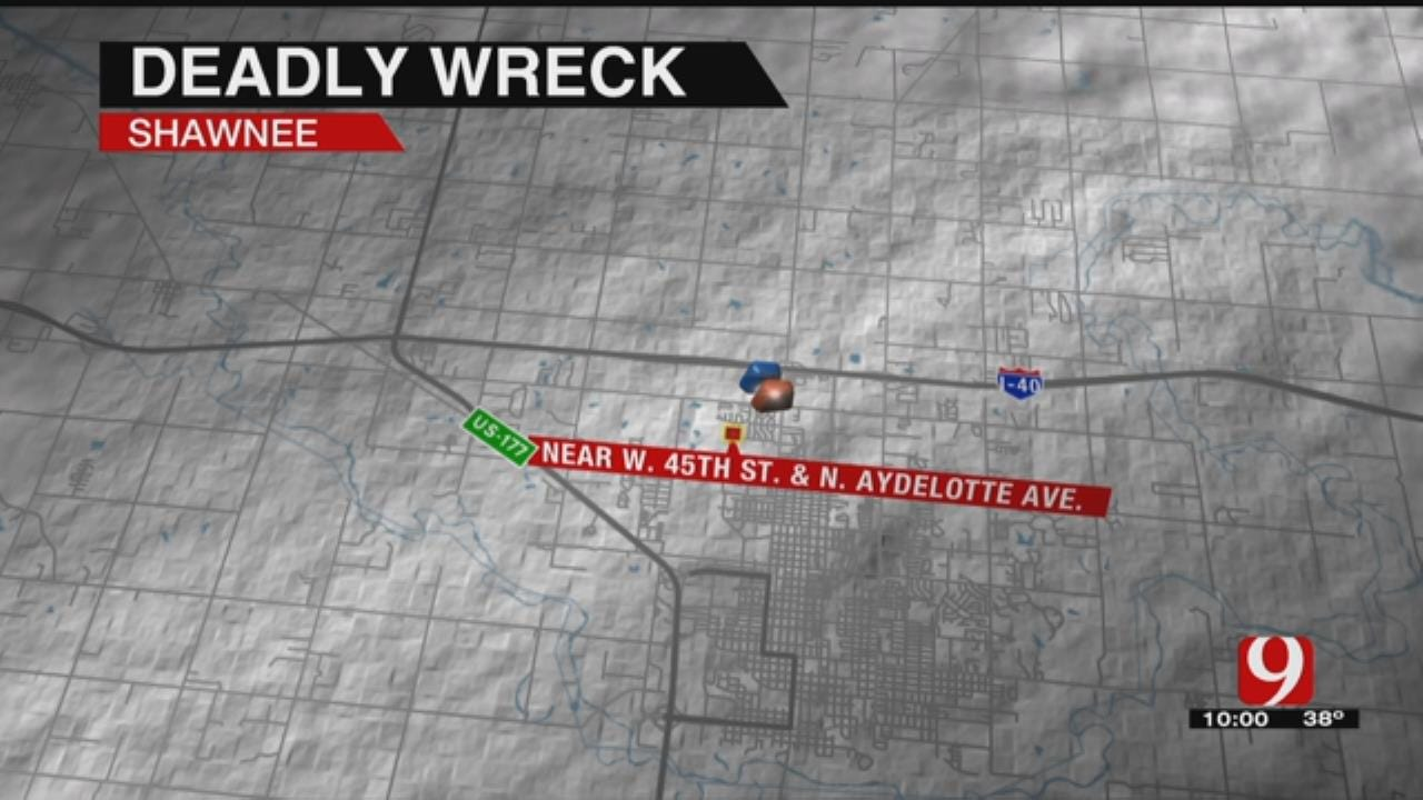 1 Dead In Fatal Shawnee Accident