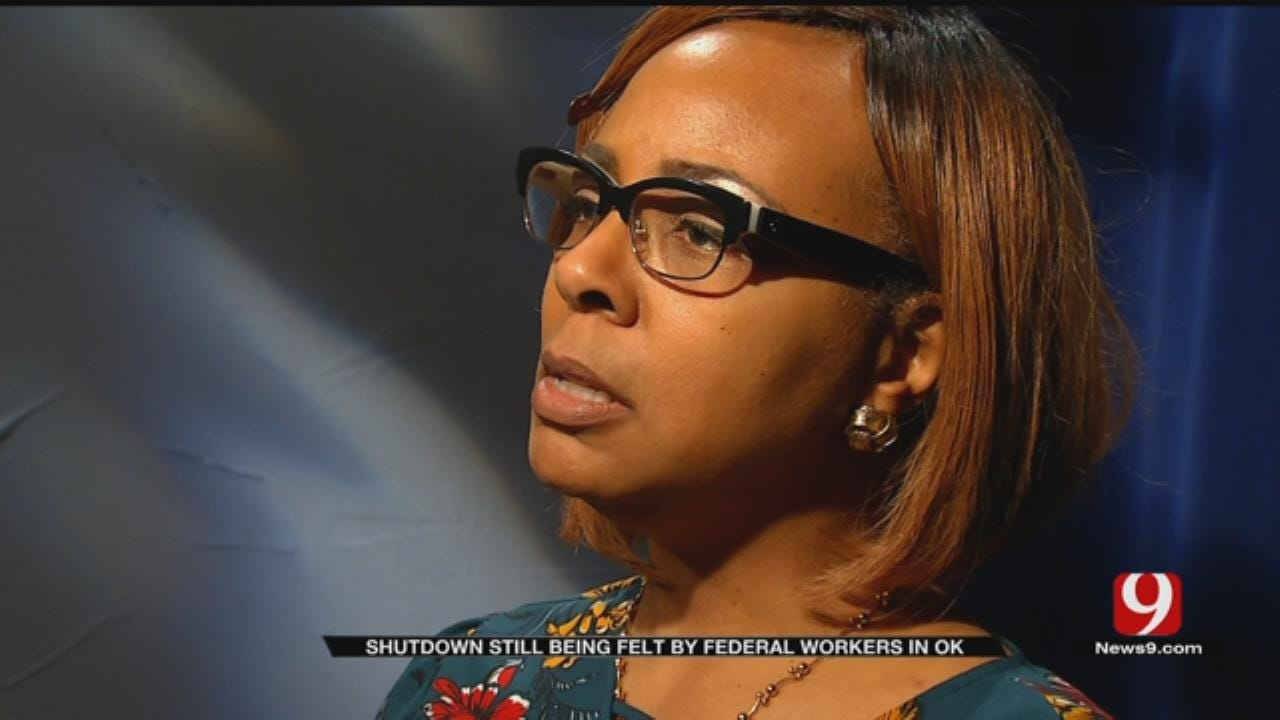 Federal Worker Describes Aftermath Of Shutdown