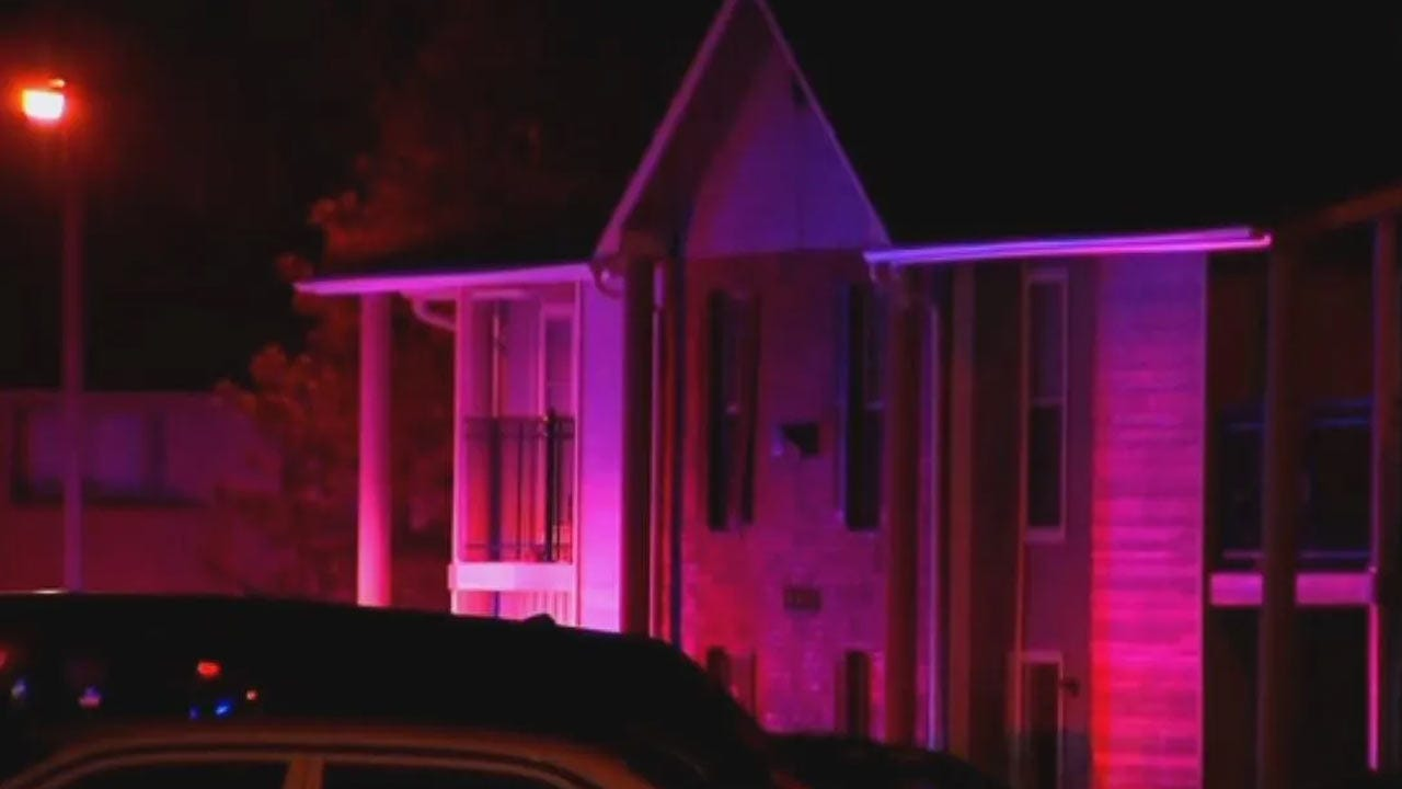 4 Dead After Fire At OKC Apartment
