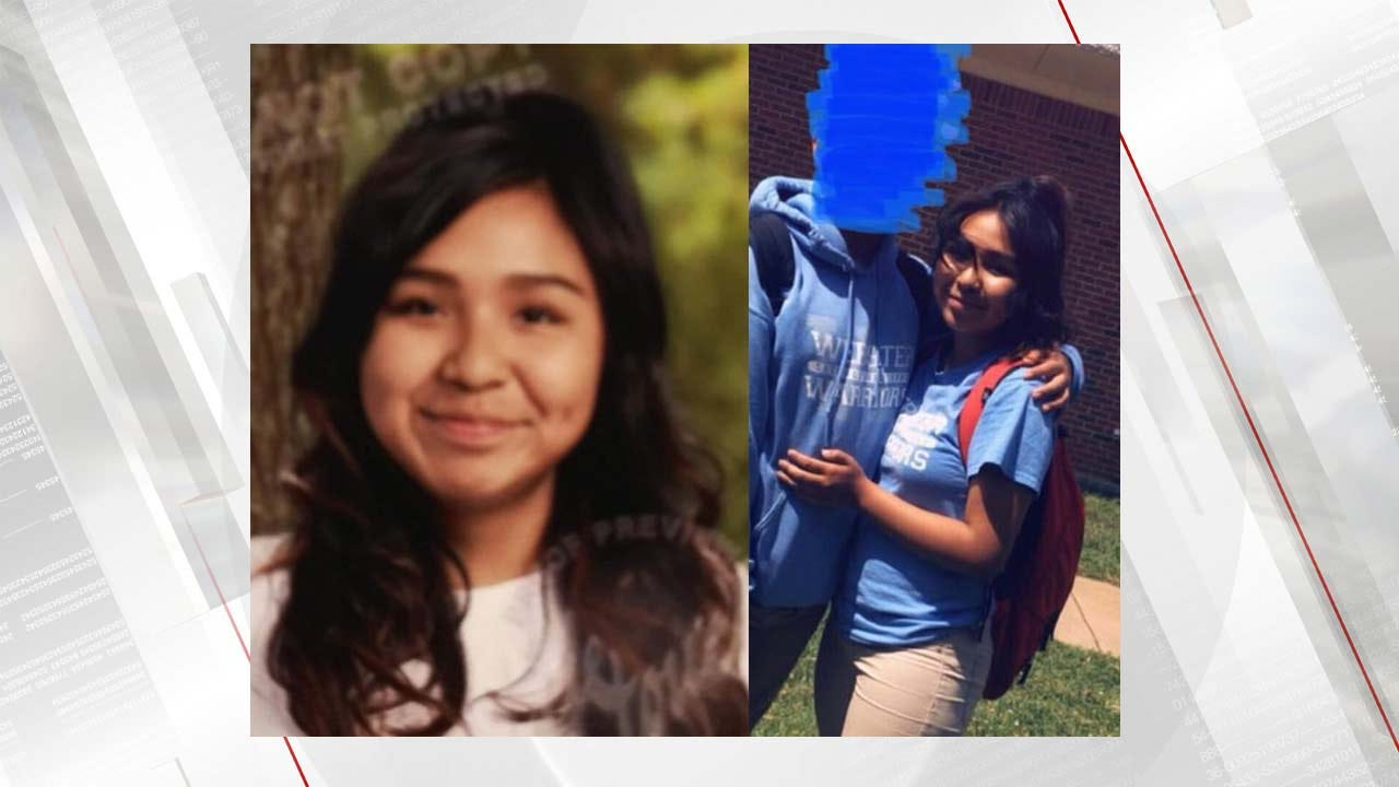 Oklahoma City Police Searching For Teen Missing Since October 2018