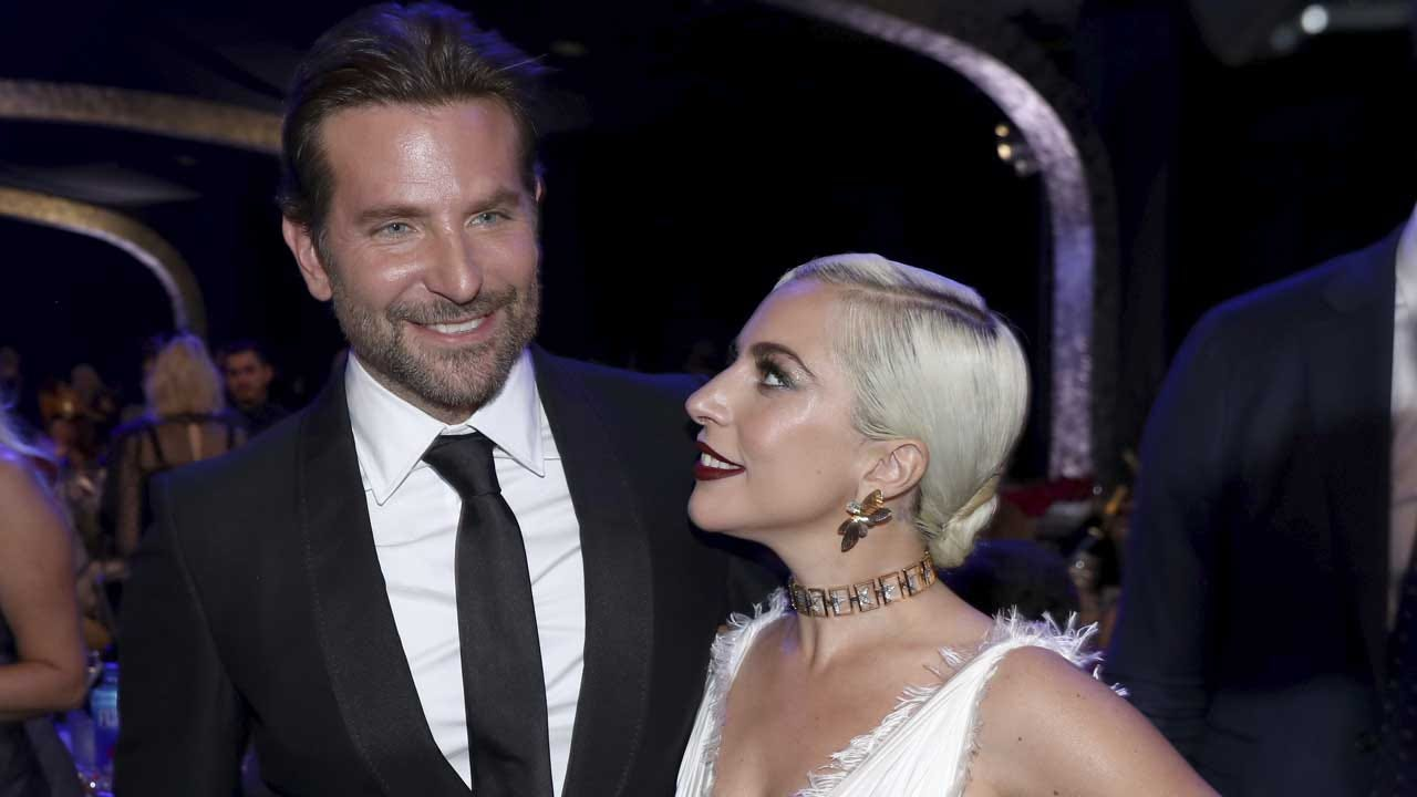 Bradley Cooper Joins Lady Gaga To Sing 'Shallow' In Surprise Las Vegas Performance
