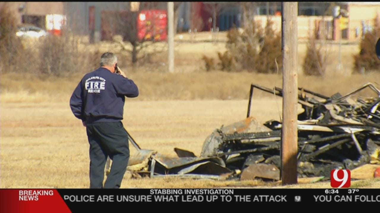 Officials Release Victims' Names In Fatal NW OKC Apartment Fire