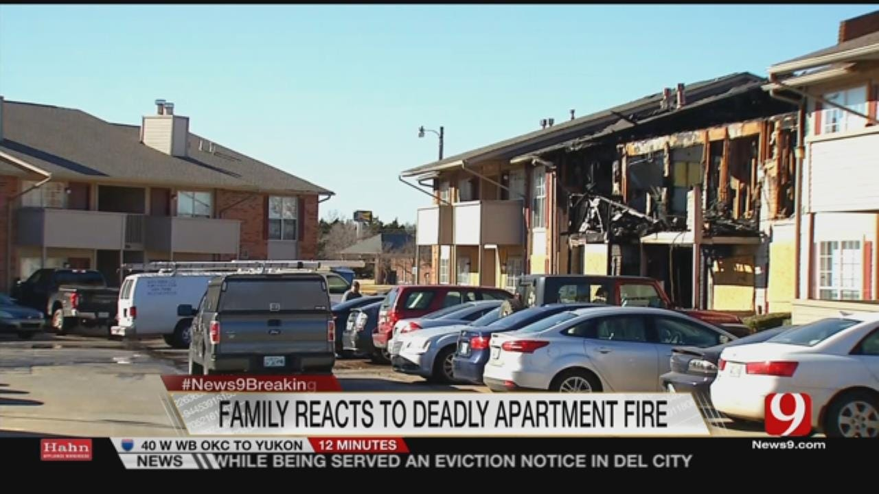 Firefighters Reiterating Fire Safety Tips After Fatal NW OKC Apartment Fire