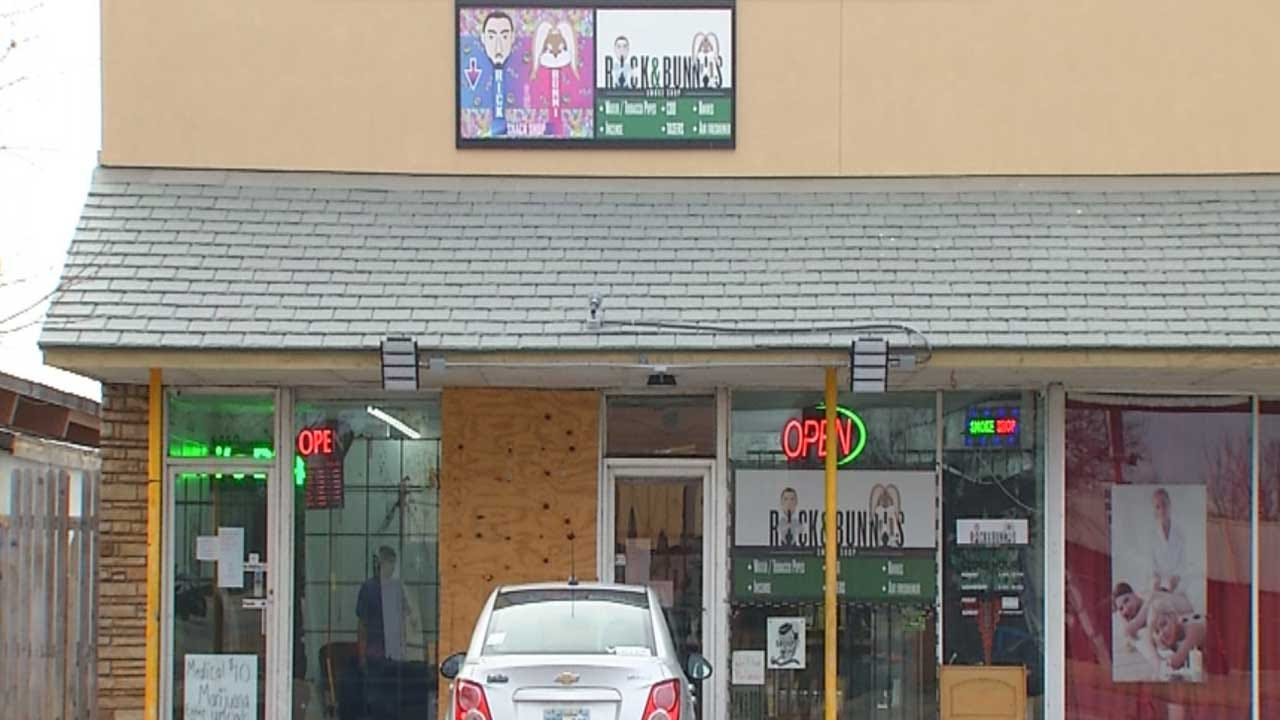 OKC Smoke Shop Expands Into Medical Marijuana Dispensary