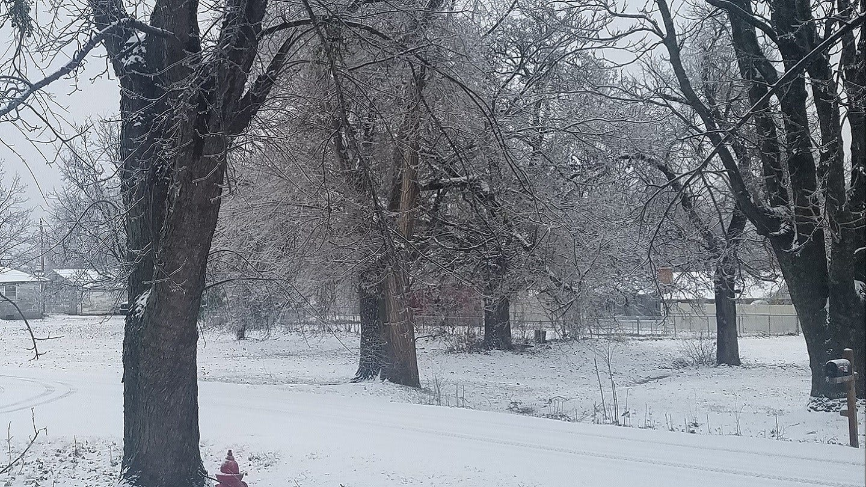 Oklahoma Winter Storm