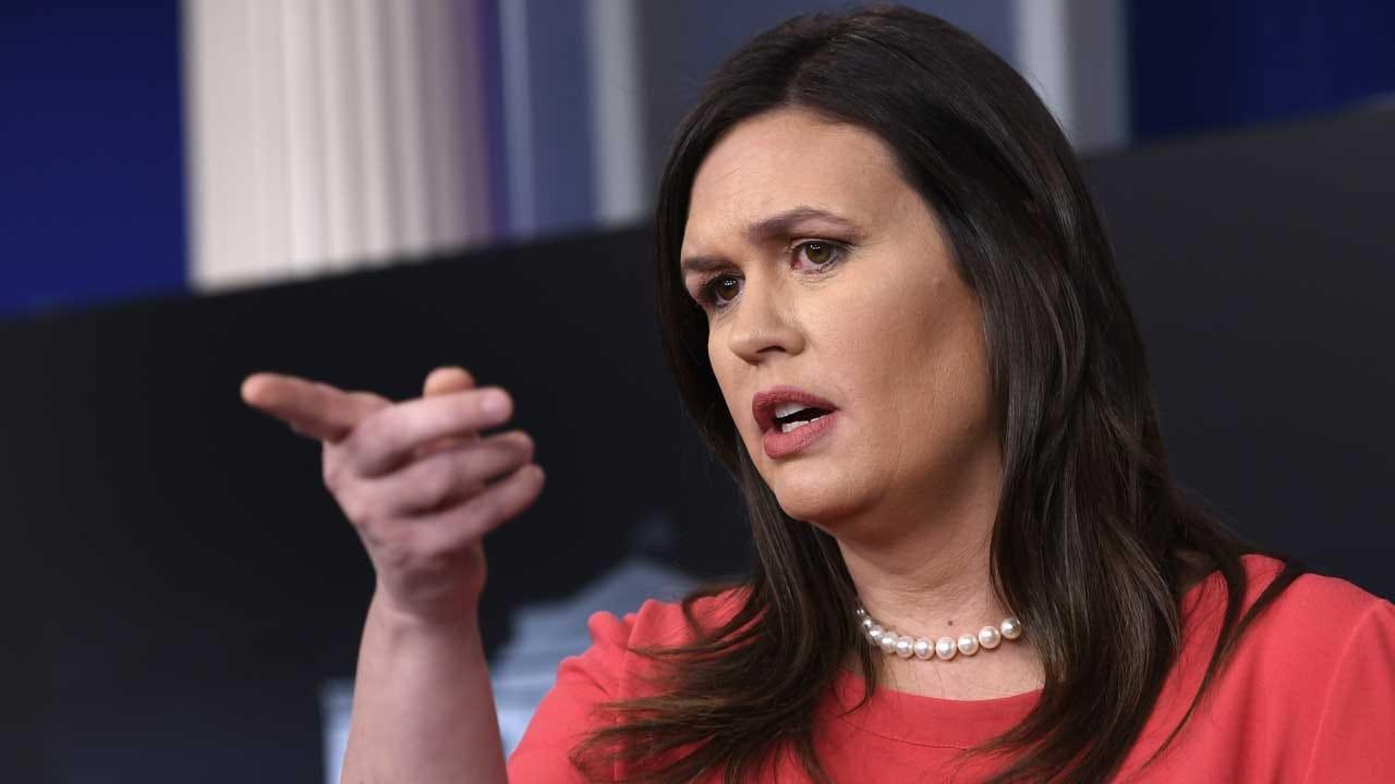 Sarah Huckabee Sanders Memoir Coming In 2020