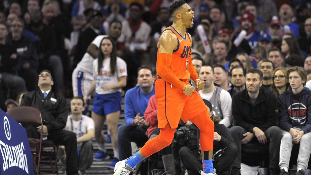 Russell Westbrook Selected As Reserve For NBA All-Star Team