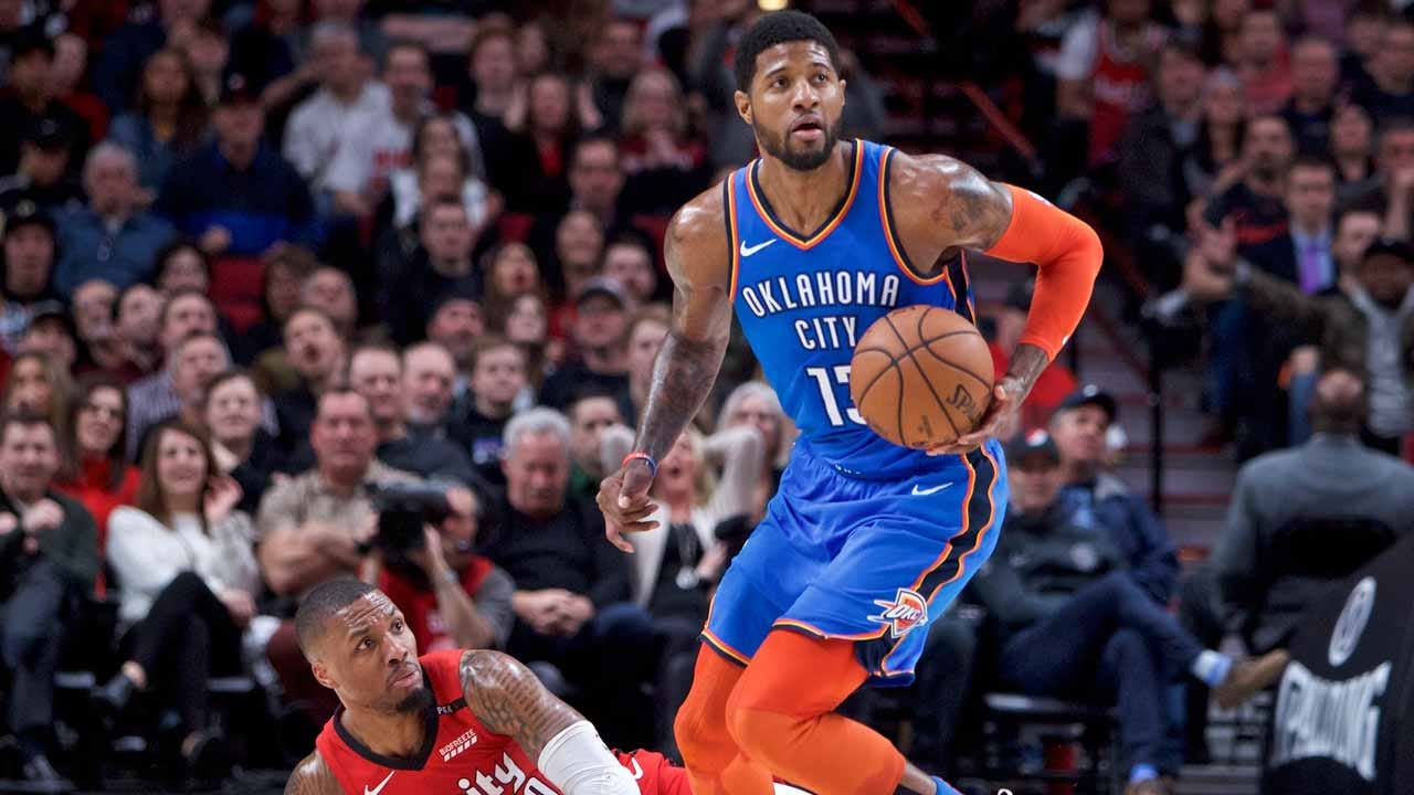 Paul George Out Again Saturday Night Vs. Spurs