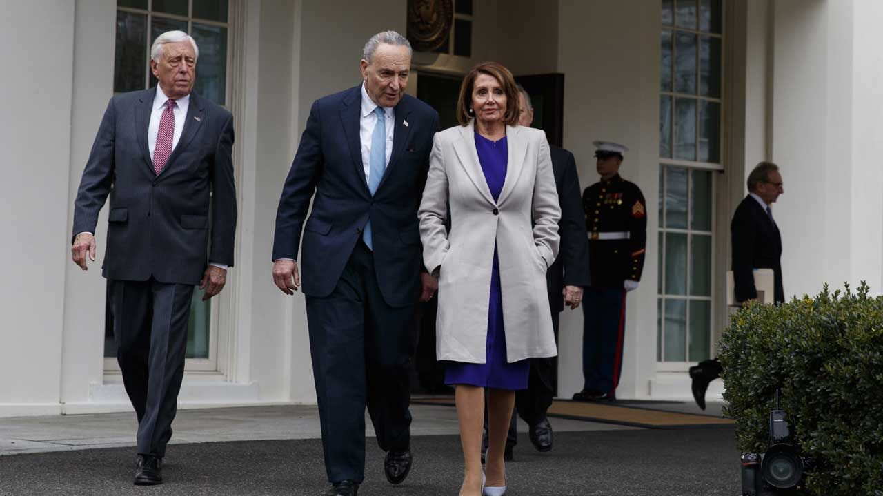 Democrats Plan More Pressure On Trump To Reopen Government
