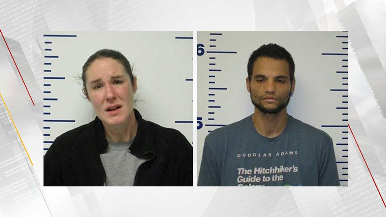 13-Month-Old Dies Following Head Trauma Injuries; Mother And Boyfriend Arrested In Guthrie