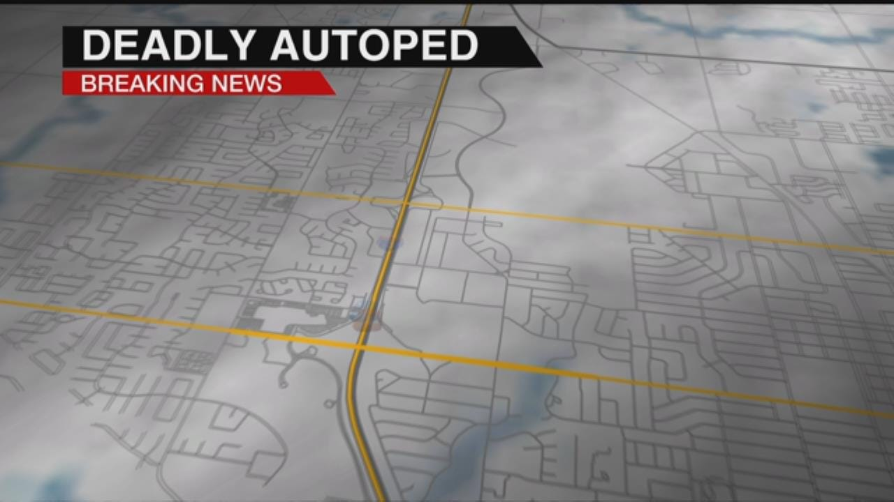 OHP: Missouri Woman Struck, Killed Crossing I-35 In Norman