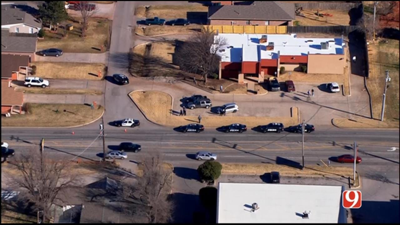 1 Shot In NW OKC, Police Say
