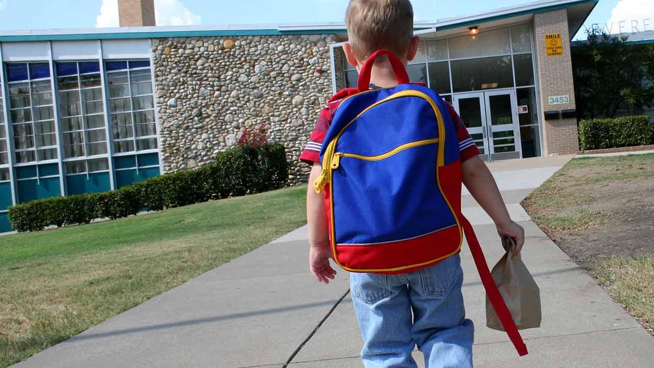 Food for Kids Backpack Program, Feeding Oklahoma Kids