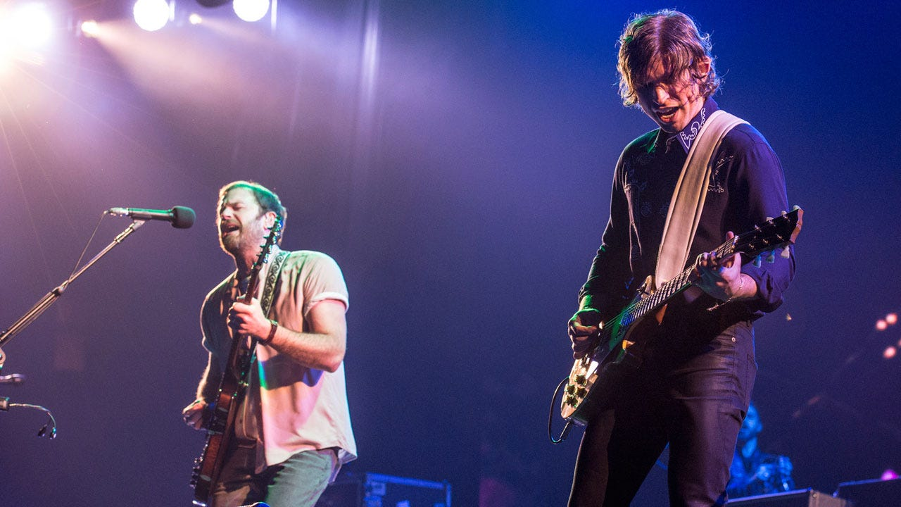 OKC Officials Release New Details On Kings Of Leon Concert