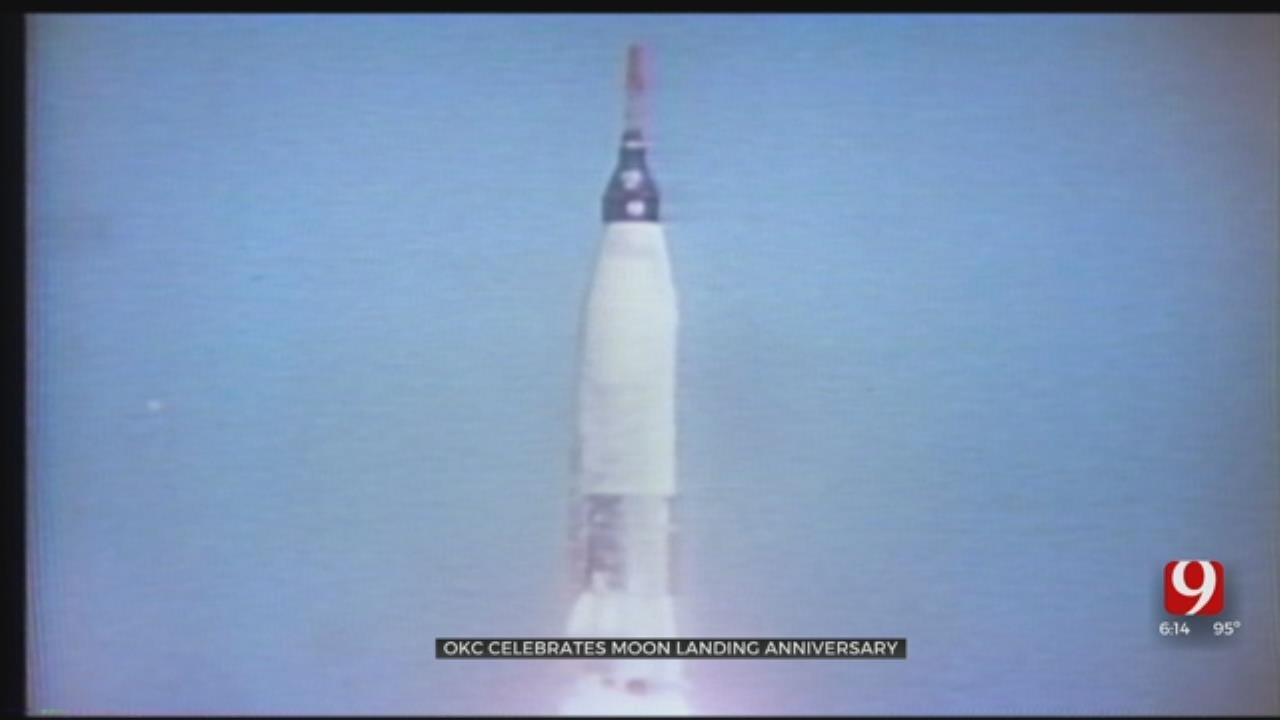 Oklahoma City Celebrates Apollo 11 Moon Landing Anniversary