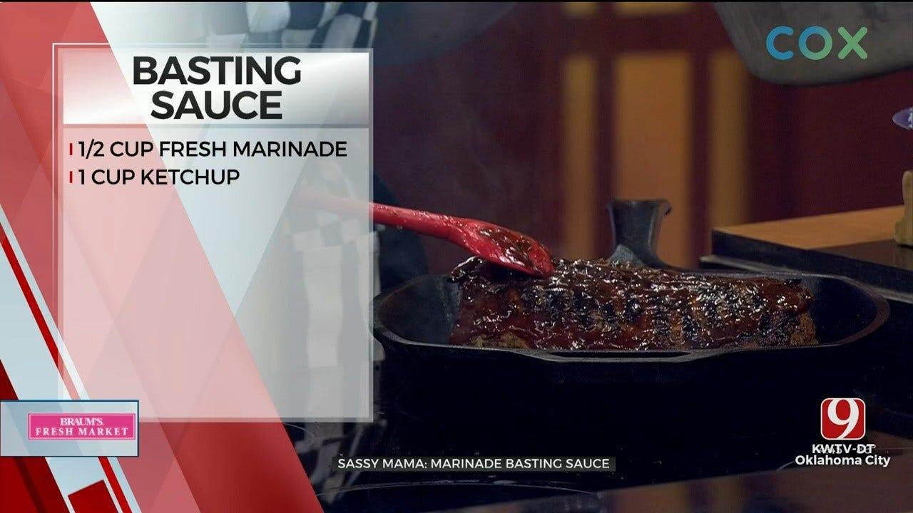 Marinade Basting Sauce