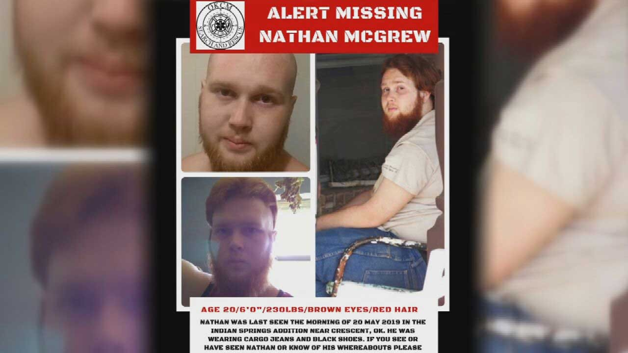Logan Co. Sheriff's Office Asking For Help In Locating Missing Expectant Father