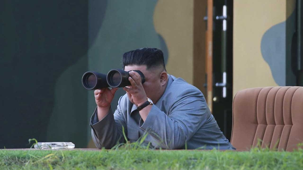 N. Korea Says Missile Test Was Warning To South 'Warmongers'