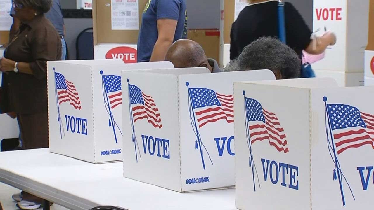 Early Voting Begins For Several Counties In Oklahoma