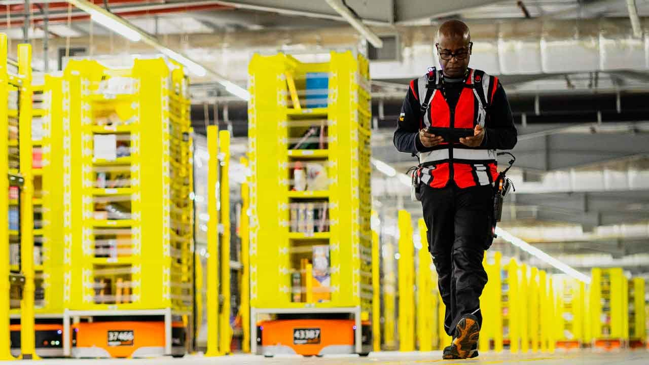 More Than 1,500 Jobs Now Available At Amazon Center In Oklahoma City