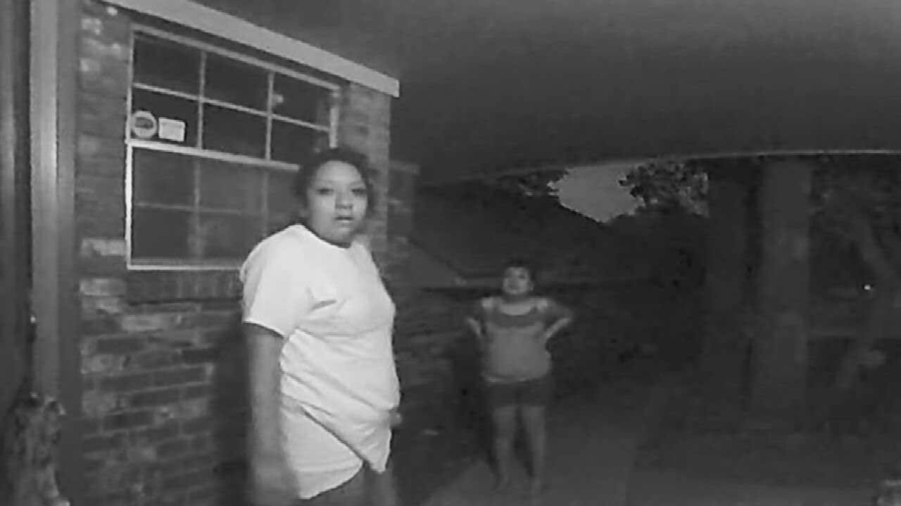 Caught On Camera: Bethany Police Searching For Home Burglary Suspects