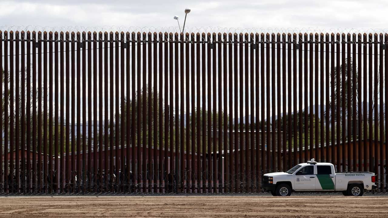 Pentagon Signs Off On President Trump's Request To Use $3.6 Billion For Border Construction