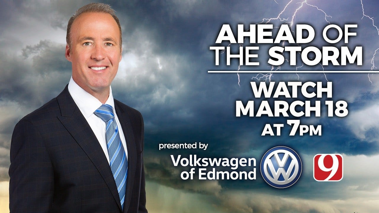 News 9's 'Ahead Of The Storm' Weather Special Set For March 18