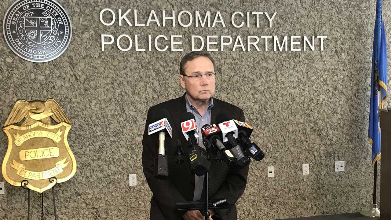 OCPD Chief: 'This Is The Wrong Direction' After Permitless Carry Signed Into Law