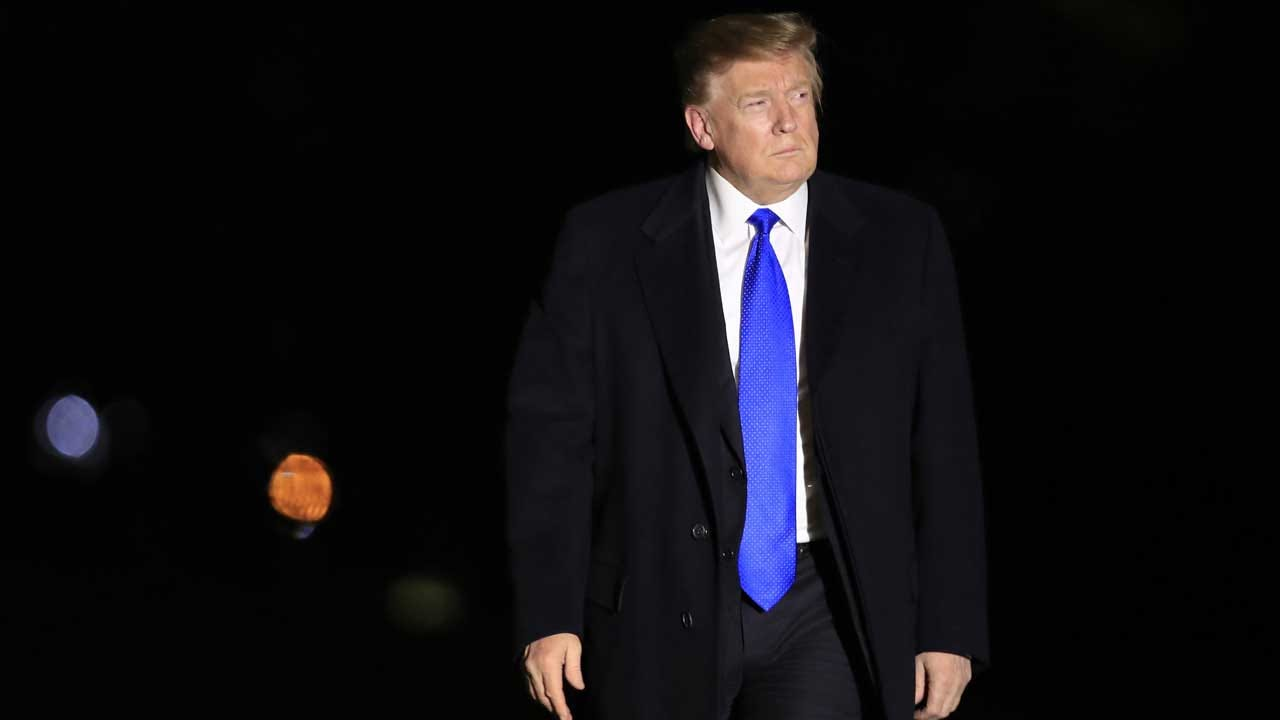 Trump Unloads On Michael Cohen, Capitol Hill Probes