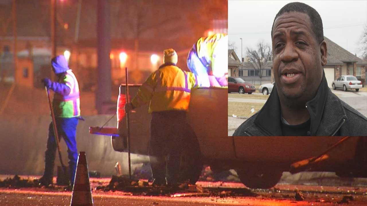 Witness Describes Moments Leading Up To Head-On OKC Crash, Killing 4