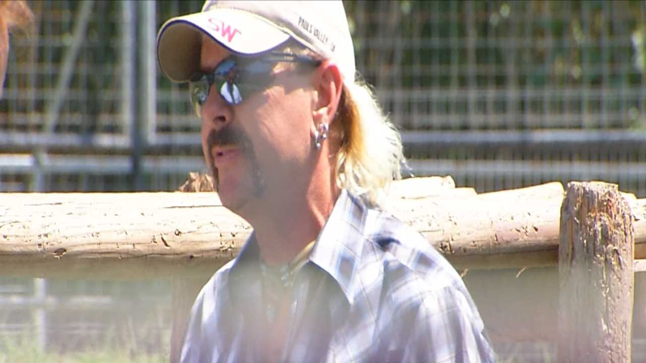 Jury Selection Begins In Murder-For-Hire, Animal Endangerment Trial For Joe Exotic